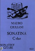 Okładka: Giuliani Mauro, Sonatina