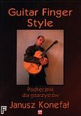 Ok�adka: Konefa� Janusz, Guitar Finger Style