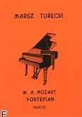Okładka: Mozart Wolfgang Amadeusz, Marsz turecki