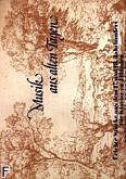 Okładka: Beer Leopold J., Musik aus alten Tagen