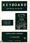 Ok�adka: Wi�niewski Marek, Wi�niewski Stanis�aw, Popularne utwory z tekstem;Nuty z serii