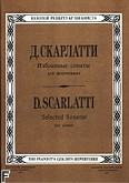 Ok�adka: Scarlatti Domenico, Selected Sonatas ( wyb�r sonat )