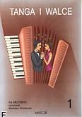Ok�adka: Wi�niewski Stanis�aw, Tanga i walce na akordeon z. 1