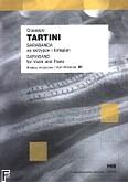 Okładka: Tartini Giuseppe, Sarabanda na skrzypce i fortepian, MS 41