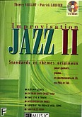 Okładka: Vaillot Thierry, Larbier Patrick, Improvisation Jazz v. 2 +2CD guitar
