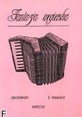 Okładka: Weyland Elizabet, Fantazja węgierska na akordeon