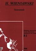 Ok�adka: Wieniawski Henryk, Scherzo-Tarantelle op.16 na skrzypce i fortepian