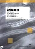 Okładka: Zarębski Juliusz, Kołysanka MS 97