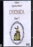 Ok�adka: Zganiacz-Mazur Liliana, Dyktanda klasa 5 CD