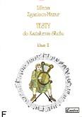 Ok�adka: Zganiacz-Mazur Liliana, Teksty do kszta�cenia s�uchu, klasa II