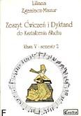 Ok�adka: Zganiacz-Mazur Liliana, Zeszyt �wicze� i Dyktand do kszta�cenia s�uchu, klasa V-semestr 2