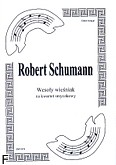 Okładka: Schumann Robert, Wesoły wieśniak na kwartet smyczkowy (partytura + głosy)