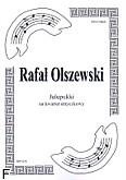 Okładka: Olszewski Rafał, Julupukki na kwartet smyczkowy (partytura+głosy)