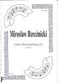 Ok�adka: Bere�nicki Miros�aw, Gamy dla pocz�tkuj�cych