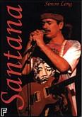 Okładka: Leng Simon, Santana - biografia