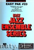 Ok�adka: Nowak Jerry, Easy Jazz Ensemble, Pak 23 With Cassette