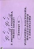 Okładka: Elerowski Eugeniusz, Z melodią i piosenką przez świat 6-Piosenki liryczne, nastrojowe i religijne