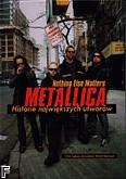 Okładka: Metallica, Historie największych utworów (oprawa twarda)