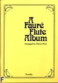 Okładka: Fauré Gabriel, Flute Album