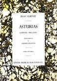Okładka: Albéniz Isaac, Asturias Preludio (arr. Segovia) Guitar