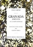 Okładka: Albéniz Isaac, Granada Serenata (arr. Tarrega) Para Guitarra
