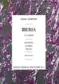 Okładka: Albéniz Isaac, Iberia Volume 2