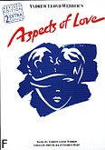 Okładka: Lloyd Webber Andrew, Aspects Of Love Vocal Selections (Revised Second Edition)