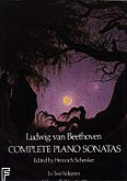 Okładka: Beethoven Ludwig van, Complete Piano Sonatas Volume II