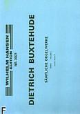 Ok�adka: Buxtehude Dietrich, Organ Works Volume 1 : Passacaglias, Cicacona, Canzonas, Canzonettes