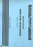 Okładka: Buxtehude Dietrich, Organ Works Volume 3 : Chorale Variations, Chorale Fantasias