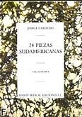Okładka: Cardoso Jorge, 24 Piezas Sudamericanas
