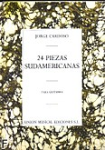 Ok�adka: Cardoso Jorge, 24 Piezas Sudamericanas