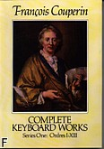 Okładka: Couperin François, Complete Keyboard Works Series One