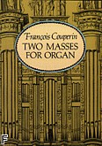 Ok�adka: Couperin Fran�ois, Two Masses For Organ