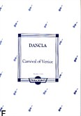 Okładka: Dancla Charles, Carnival In Venice For Viola And Piano