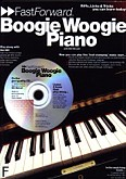 Okładka: Fast Forward, Boogie Woogie Piano BK/CD