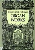 Okładka: Froberger Johann Jacob, Organ Works