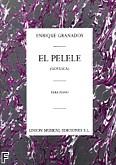 Ok�adka: Granados Enrique, El Pelele From Goyesca