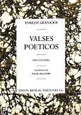 Okładka: Granados Enrique, Valses Poeticos (Balaguer)