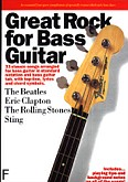 Ok�adka: , Great Rock For Bass Guitar