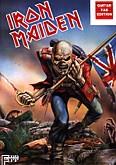 Okładka: Iron Maiden, Four Album Anthology
