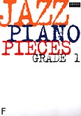 Okładka: , Jazz Piano Pieces Grade 1