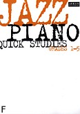 Ok�adka: , Jazz Piano Quick Studies Grades 1-5