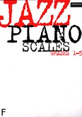 Okładka: , Jazz Piano Scales Grades 1-5