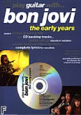 Okładka: Jovi Bon, Play Guitar With... Bon Jovi (Th e Early Years) BK/CD