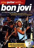 Okładka: Jovi Bon, Play Guitar With... Bon Jovi (Th e Later Years) BK/CD