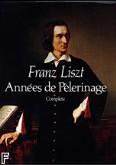 Okładka: Liszt Franz, Annees De Pelerinage Complete