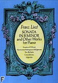 Ok�adka: Liszt Franz, Sonata In B Minor And Other Works For Piano