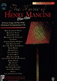 Ok�adka: Mancini Henry, The Music Of Henry Mancini Plus One: Alto Saxophone BK/CD
