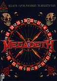 Ok�adka: Megadeth, Capitol Punishment - The Megad eth Years